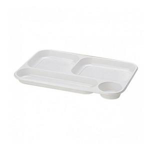 Bandeja-blanca-catering-plástico-4-cavidades-1-solo-uso