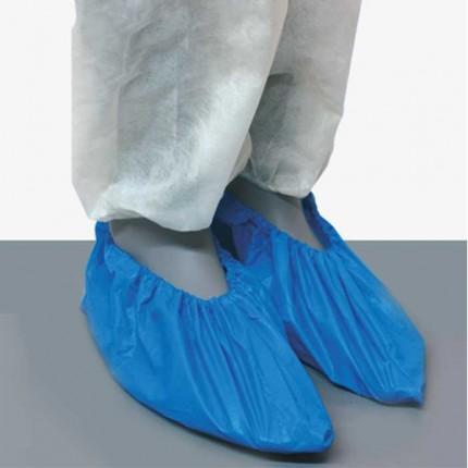 Cubre-calzado-azul