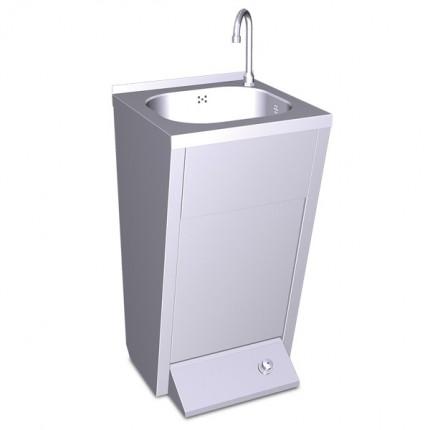 Lavamanos-regostrable-de-pie-1-pulsor-agua-fria-y-caliente