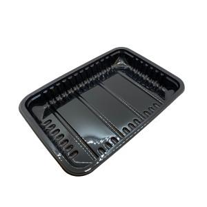 Bandeja-negra-plana-PET-reciclado-y-reciclable-BA-70